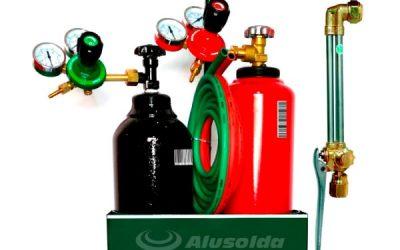 Gases utilizados no oxicorte 1
