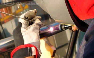 Gases de proteção e tipos de corrente do processo tig 1